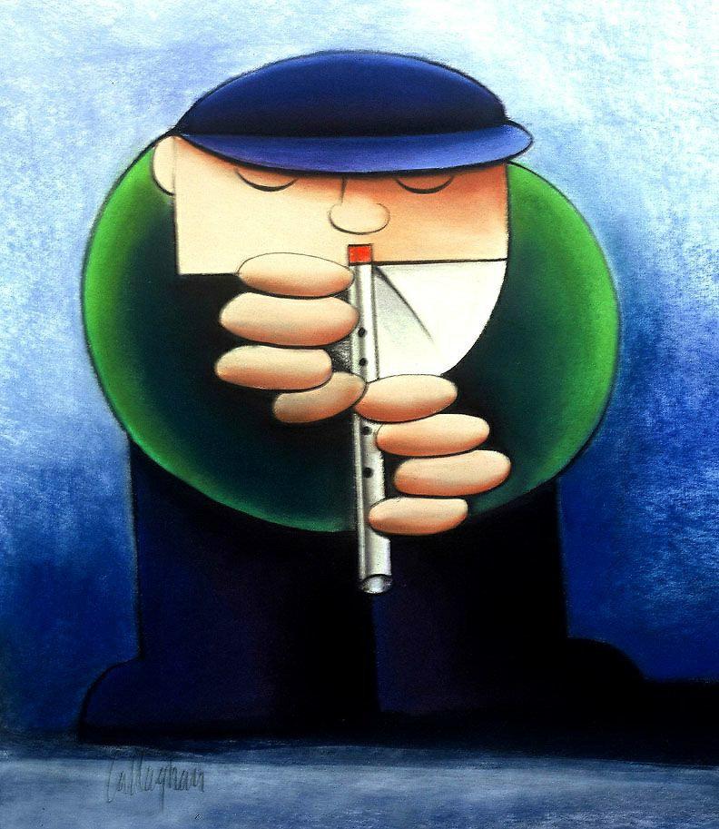 Aula de Flauta Tin Whistle