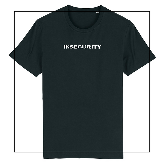 unisex Shirt 'insecurity'
