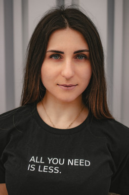 T-SHirt-Kleid 'all you need'