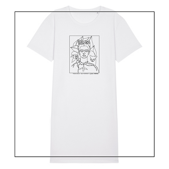 T-shirt Kleid 'FRIDA'
