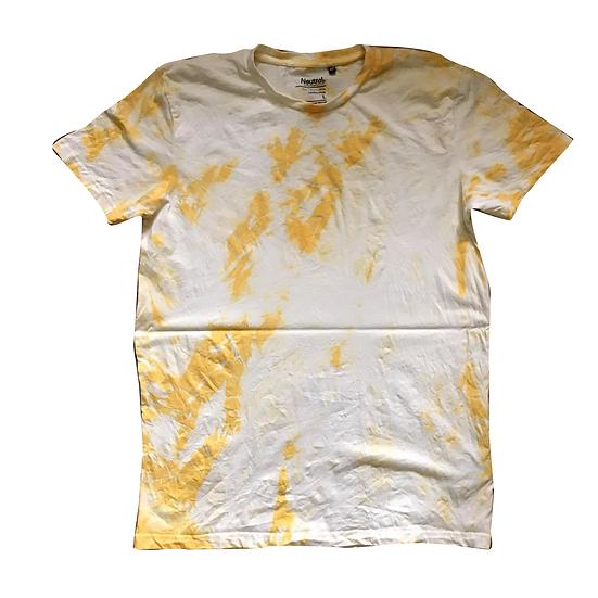 Batik Shirt (gelb) L