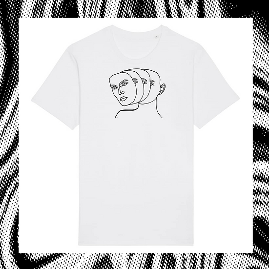 unisex Shirt 'MASQUERADE'