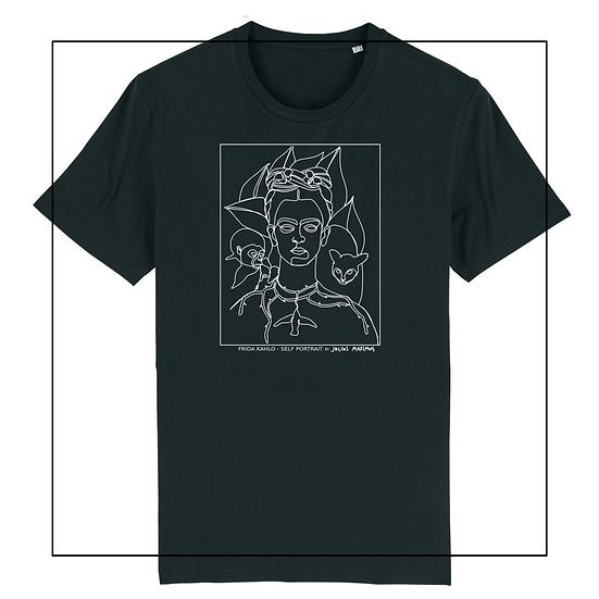 Shirt 'FRIDA KHALO'  - by JULIUS MAXIMUS