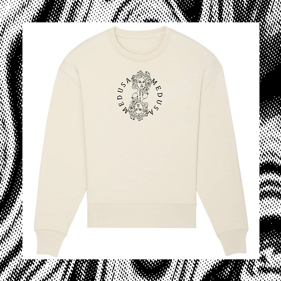 oversized Sweatshirt 'MEDUSA'
