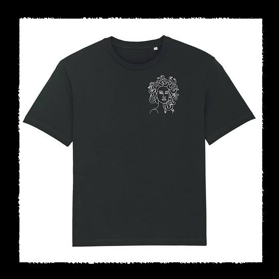 oversized Shirt 'MEDUSA (+backprint)'
