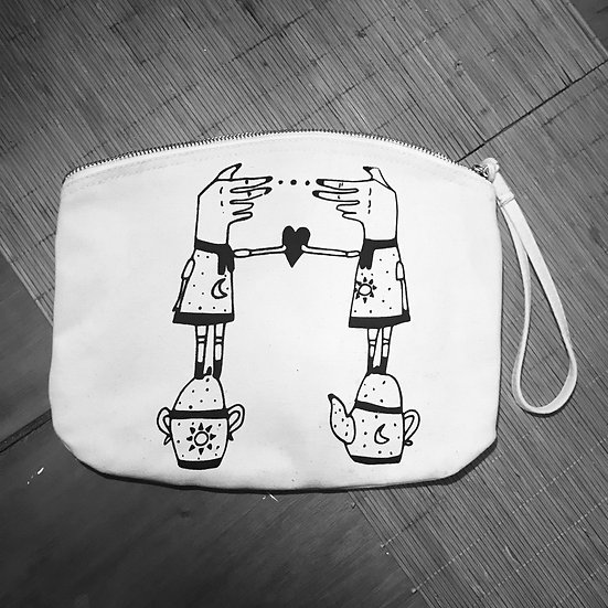 Cosmetic Bag by Eleonore Romanov