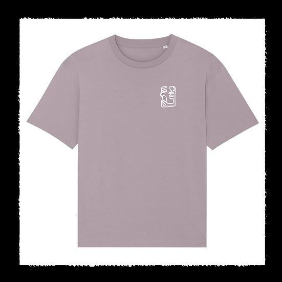 oversized Shirt 'ONELINE NO. ONE'