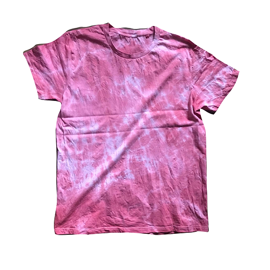 Batik Shirt (rot) L