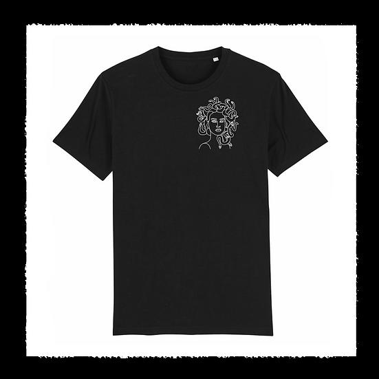 unisex Shirt 'MEDUSA  (+ backprint)'