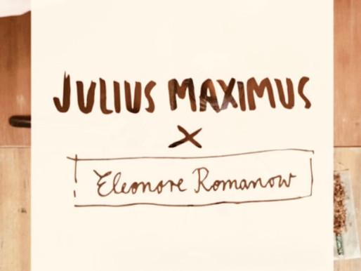 JULIUS MAXIMUS X Eleonore Romanov