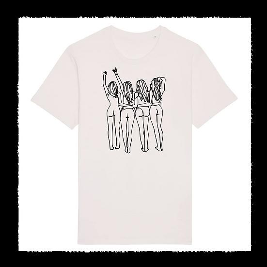 unisex Shirt 'PUSSYPOWER'