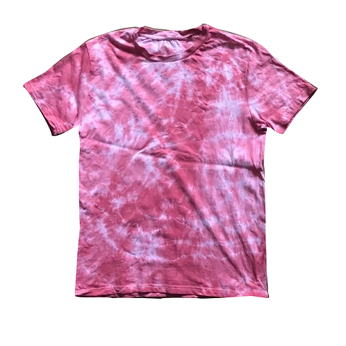 Batik Shirt (rot) S