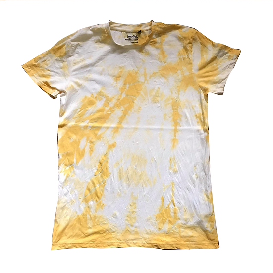 Batik Shirt (gelb) M