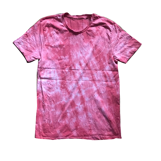 Batik Shirt (rot) M