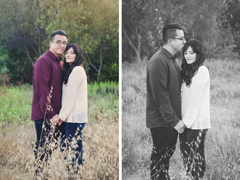 Stephanie + German   {Engagement Session}