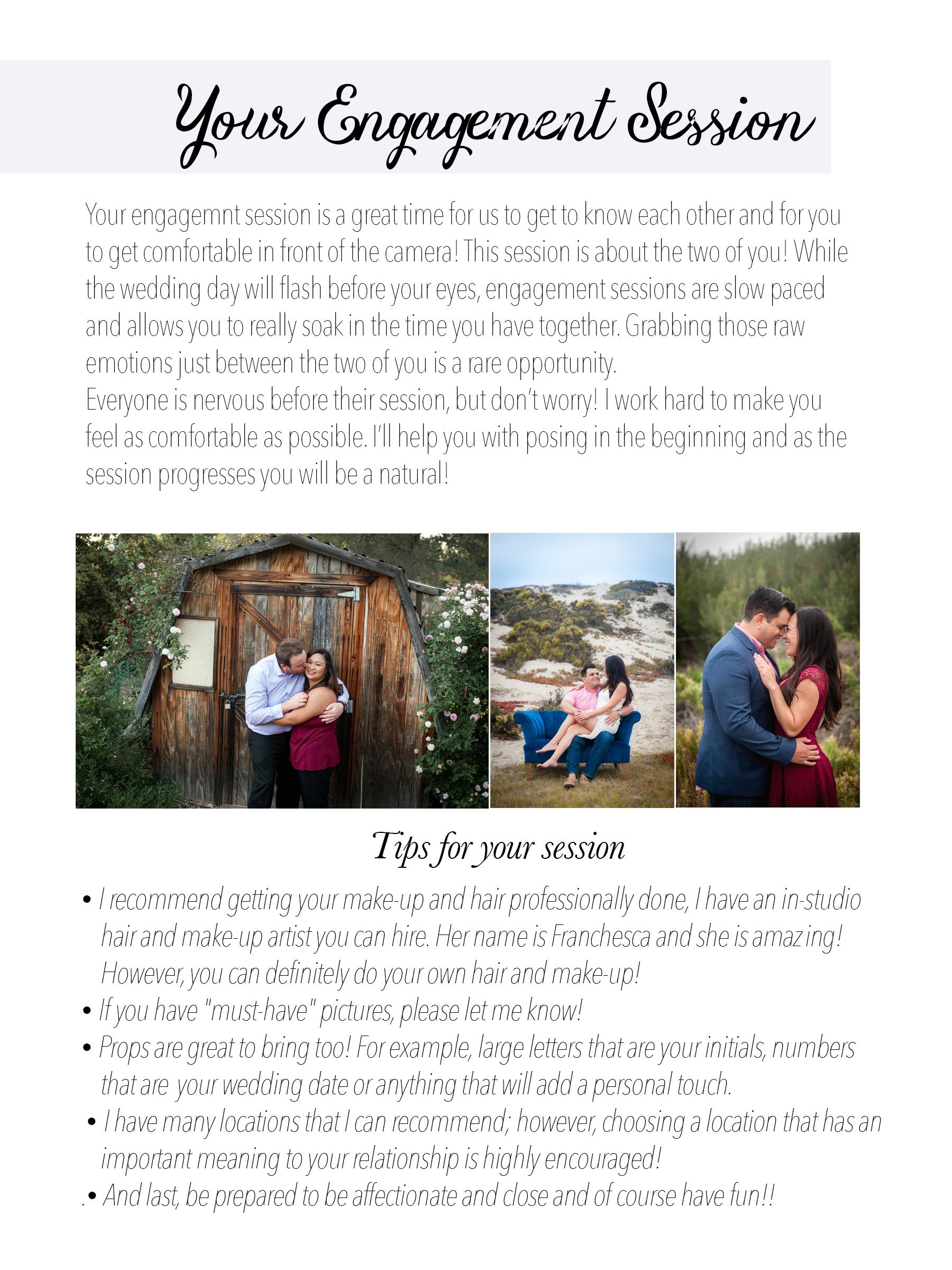 Engagement intro
