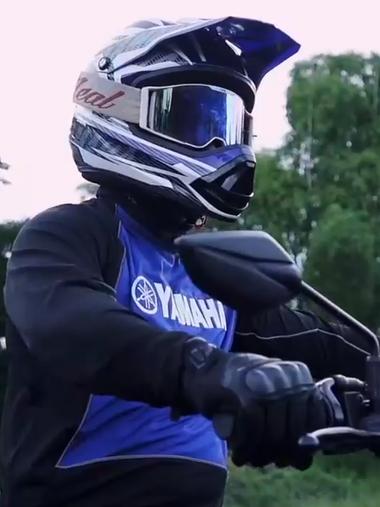 Yamaha Into the Thrill: Adrenaline Starts