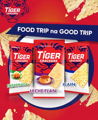 Tiger Crackers
