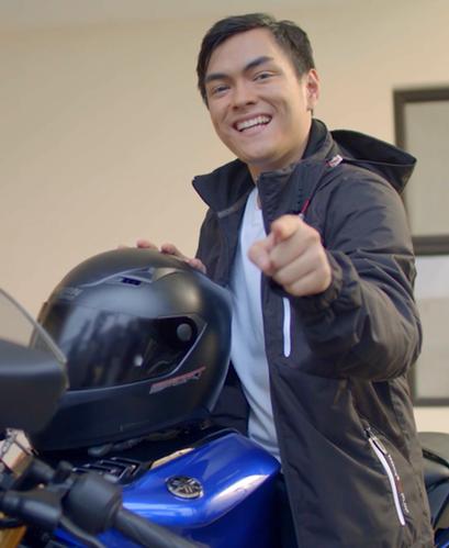 Yamaha Rev Buddy
