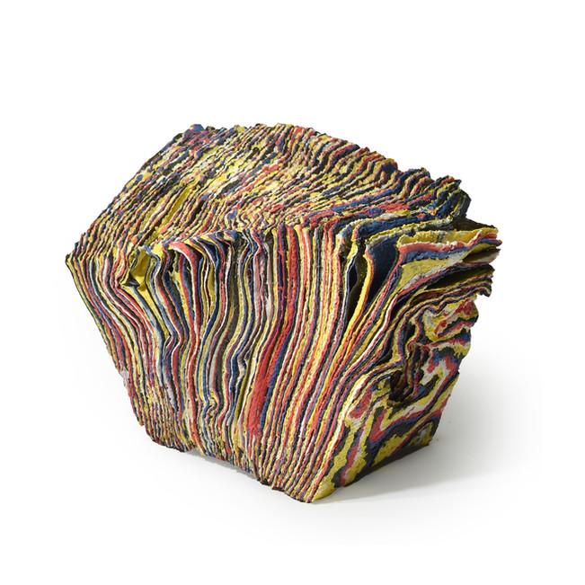 Collapsed Form_RYBWB, 2017
