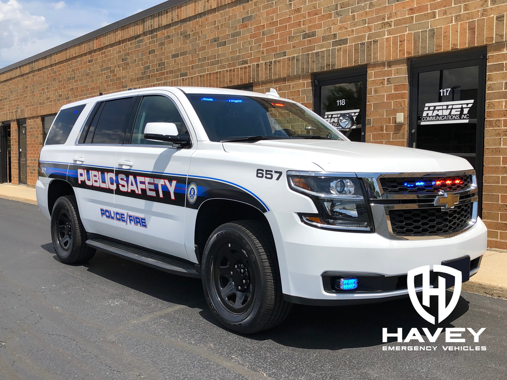 2019 Chevy Tahoe - Public Safety