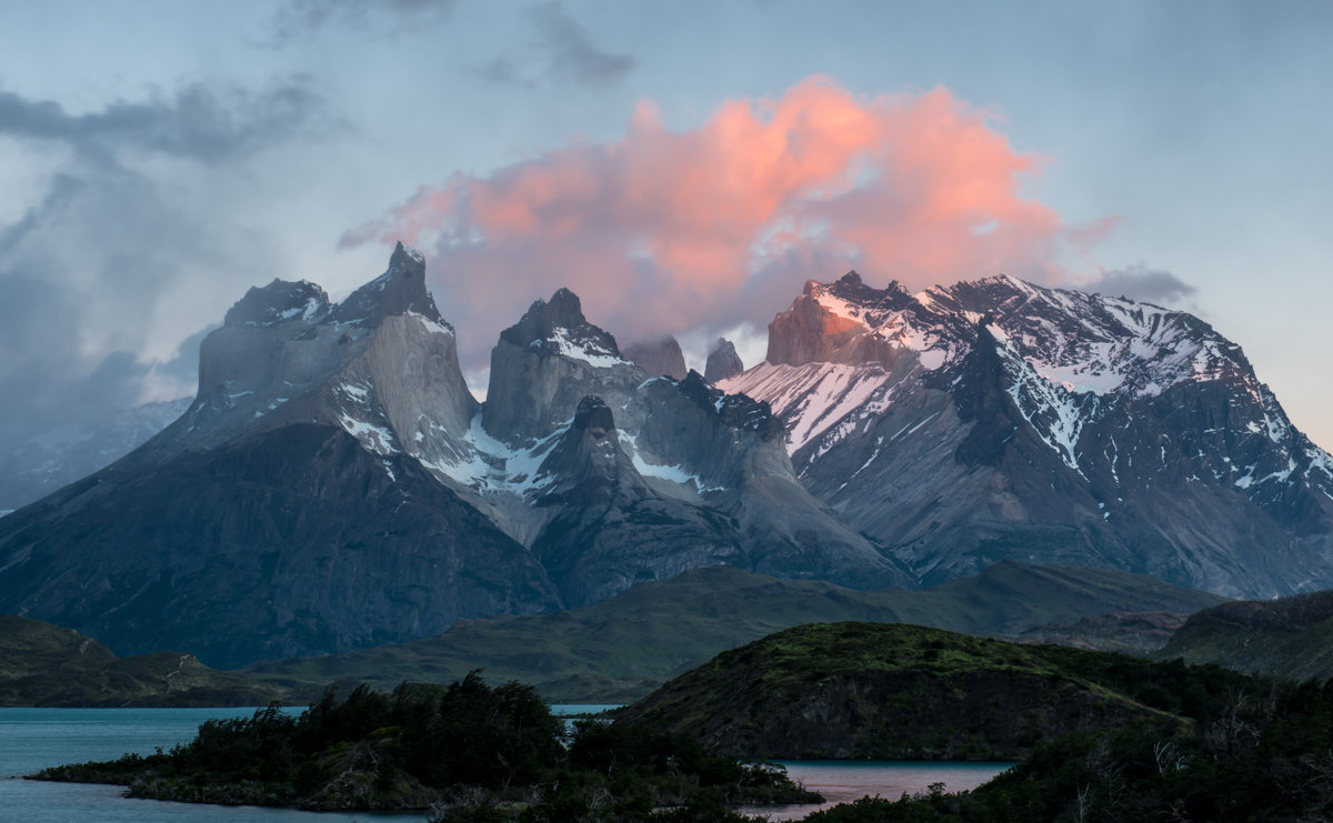 Shared Transfer to Torres del Paine