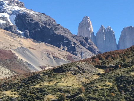 Beautiful Places to Visit in Patagonia with a Transporte Individual