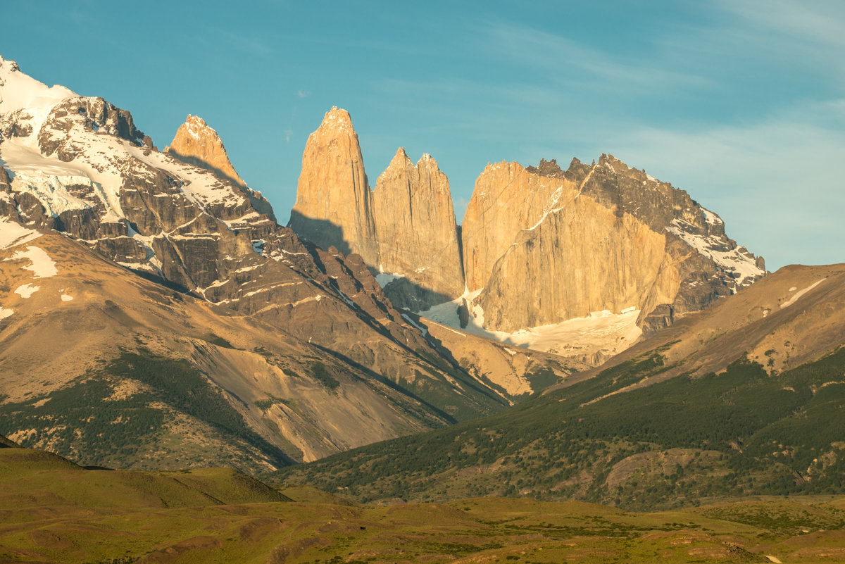 Private Transfer to Torres del Paine