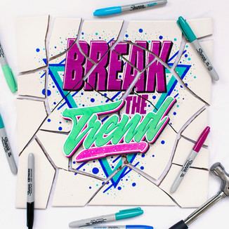 Sharpie - Break the Trend