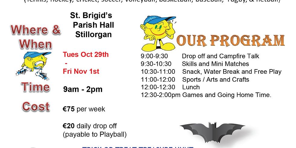 Halloween Midterm - St. Brigid's N.S.