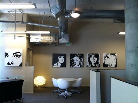 Art Exhibit in Oakland, CA
