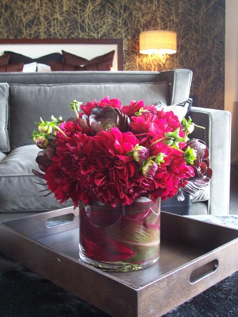 Staging & Floral Design for Ken Fulk