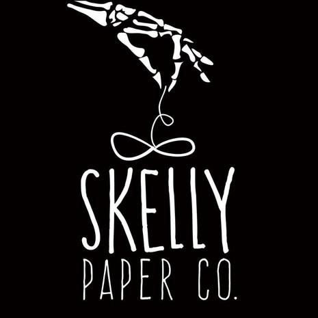 Skelly Paper Co. Logo & Branding