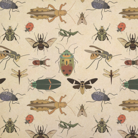 Creepy Crawly Insect Pattern