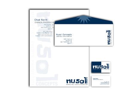 Branding Identity for Nusol