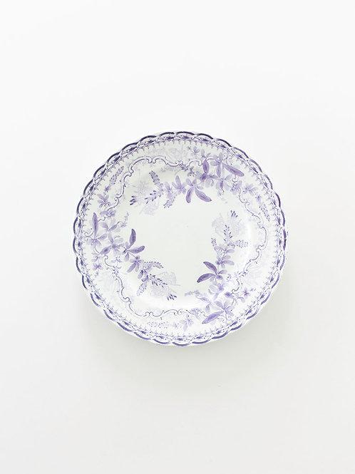 Plate Dish - Creil Montereau  02