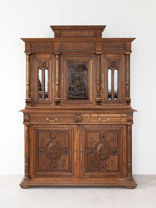Cabinet  -Henry II Style