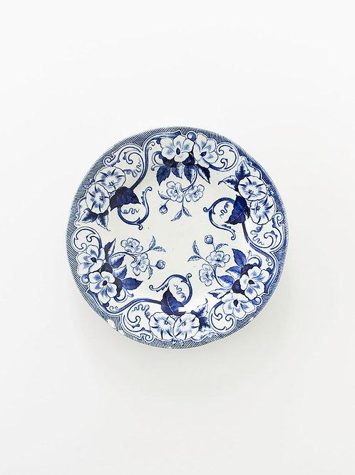 Plate Dish - Creil Montereau