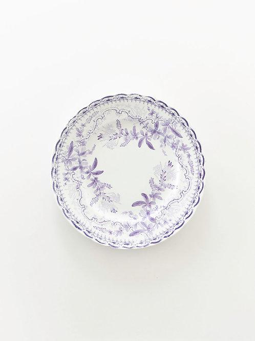 Plate Dish - Creil Montereau  01