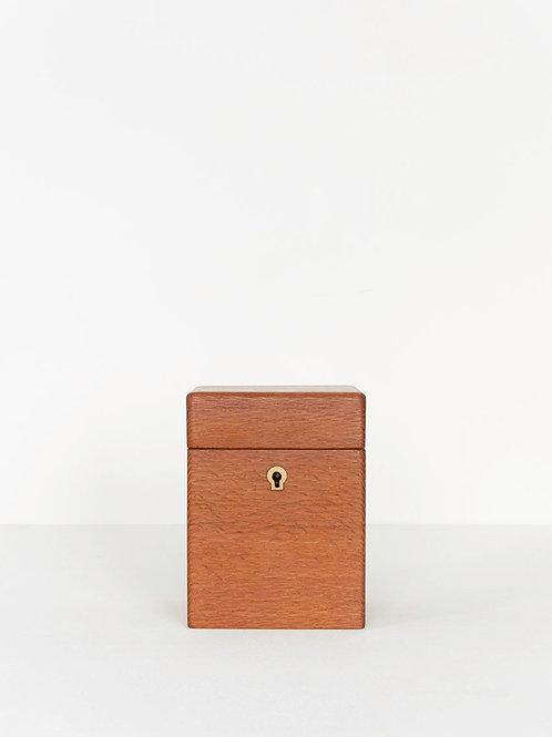 Lace Wood Box