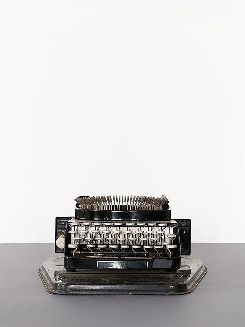 BING No.2 Typewriter