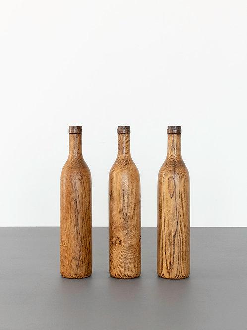 Wood Bottle