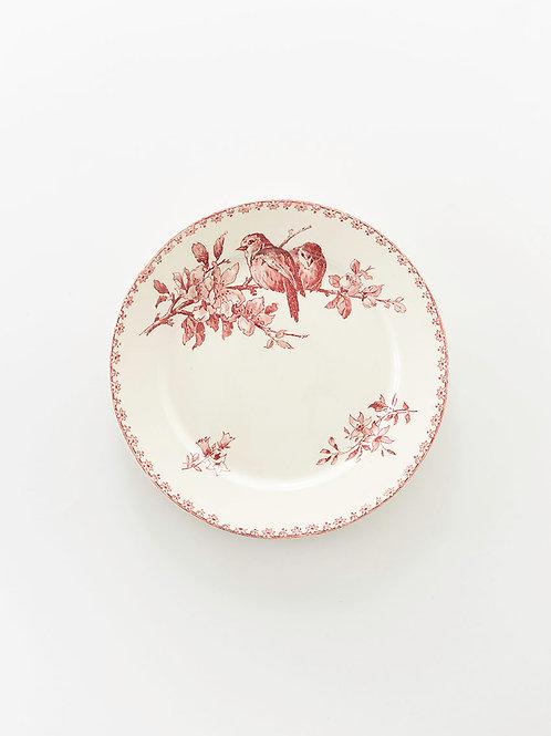 Plate Dish - Sarregueminess