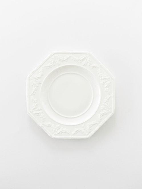 Octogonal Plate - WEDGWOOD