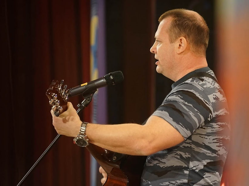 Леонид Ванаг авторская песня