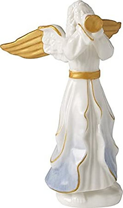CHRISTMAS ANGELS ANGEL CON TROMBON VILLEROY & BOCH