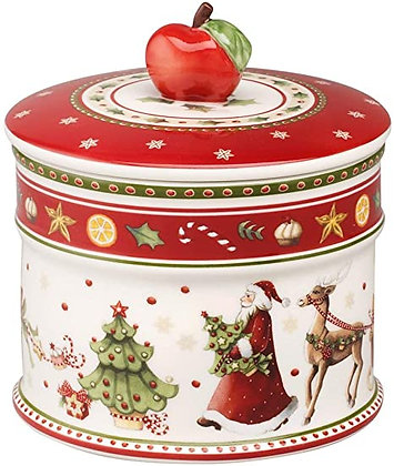 WINTER BAKERY DELIGHT RECIPIENTE DE GALLETAS VILLEROY & BOCH