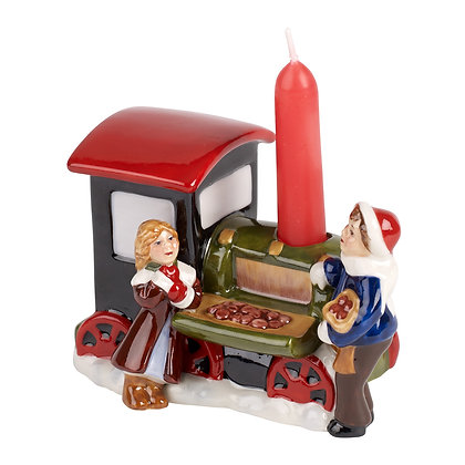 NOSTALGIC CHRISTMAS MARKET VENDEDOR DE CASTA?AS VILLEROY & BOCH