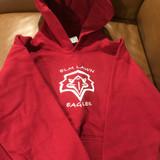 Youth pullover sweatshirt, $22