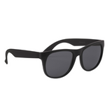 Youth Rubberized sunglasses, $5